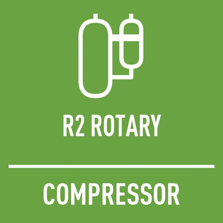 Etherea split 2016 - symboly - R2 rotační kompresor