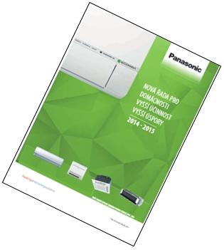 katalog klimatizace Panasonic - aktuální